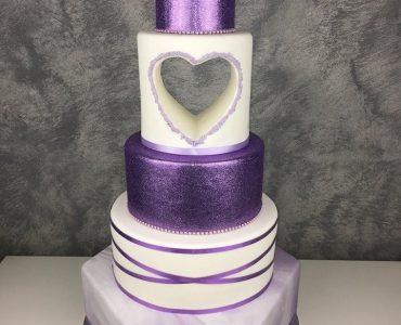 Comment faire tenir les paillettes sur le gâteau ?