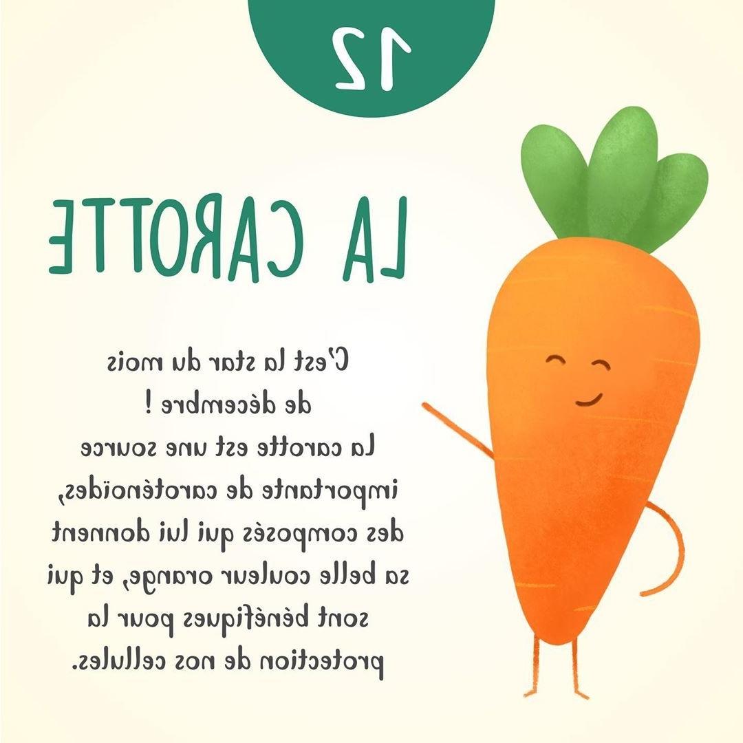 Est-ce que les carottes sont des féculents ?
