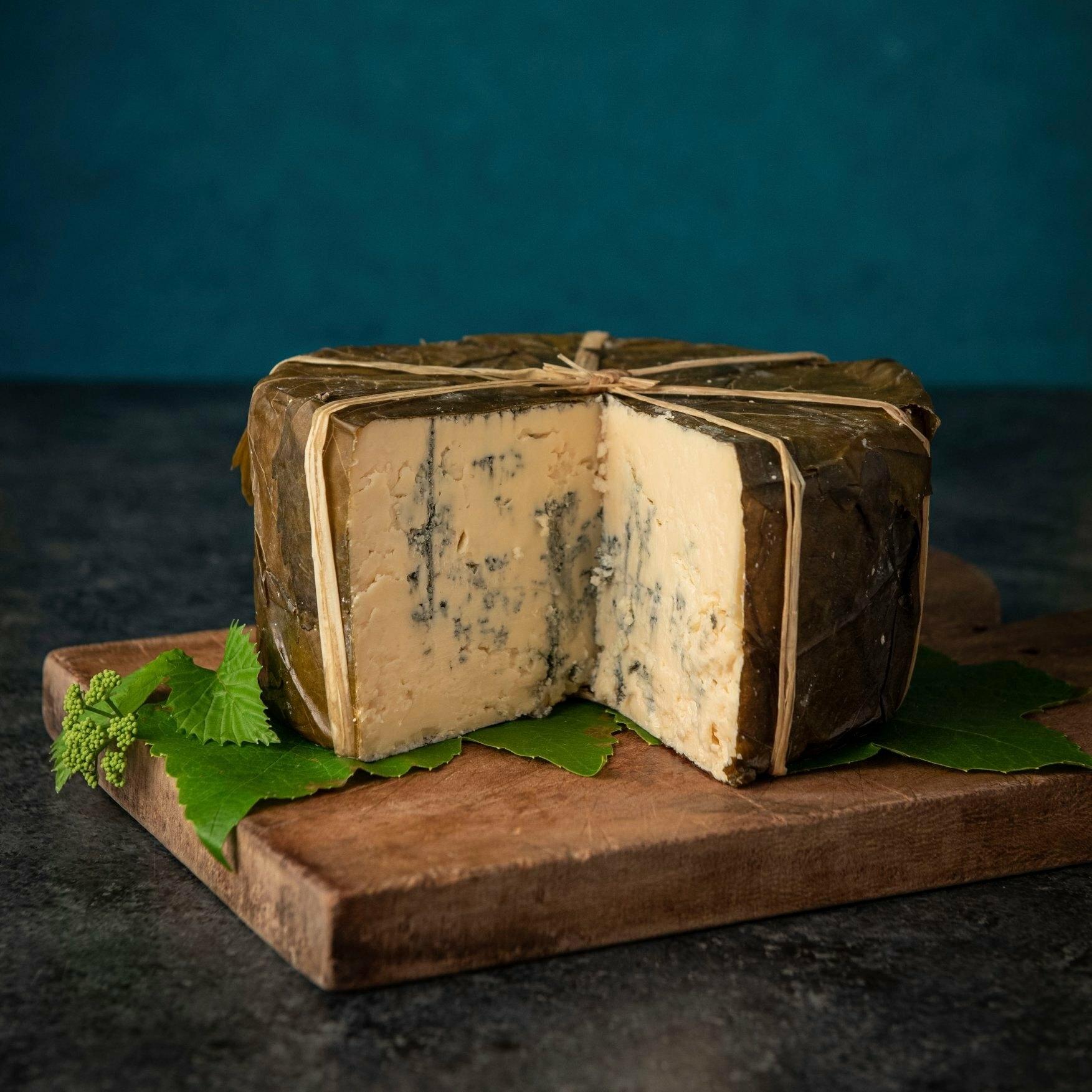 Pourquoi le fromage bleu est bleu ?