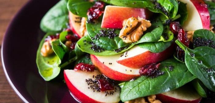 Quel effet de manger de la salade le soir ?