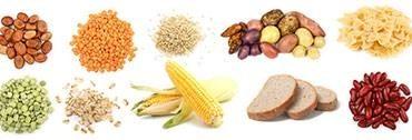 Quels légumes sont des féculents ?