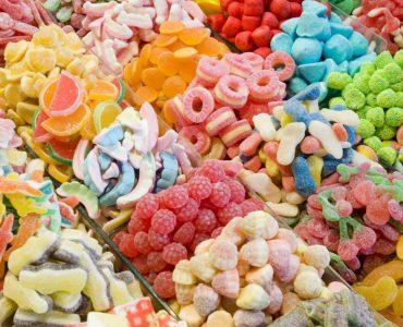 Quels sont les bonbons les moins caloriques ?