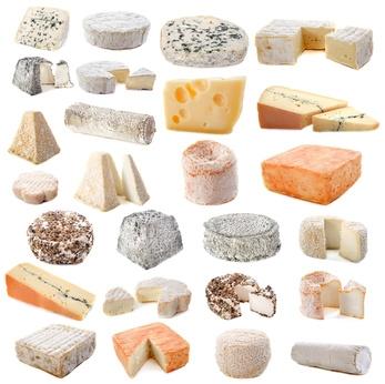 Quels sont les différents types de fromage ?