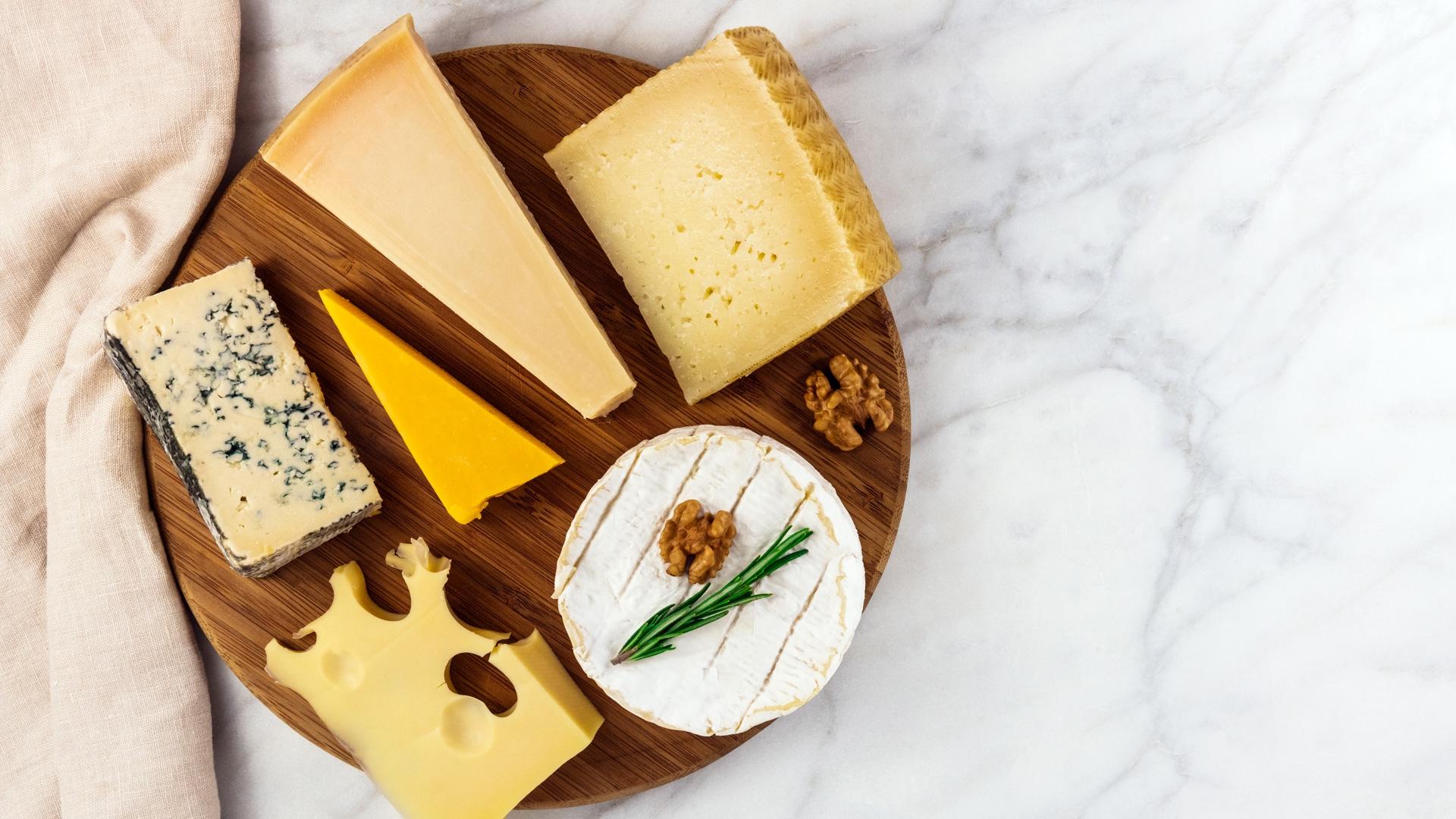 Quels sont les fromages au lait cru ?