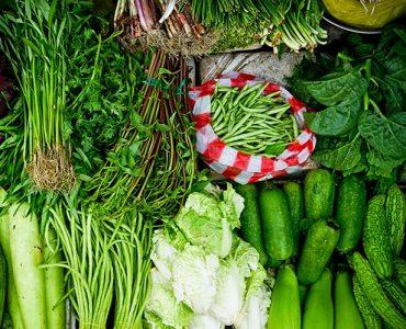 Quels sont les légumes verts ?