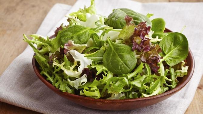 Quels sont les salades ?