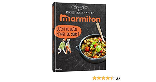 Qu'est-ce qu'on mange ce soir Marmiton ?
